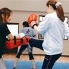 尼崎 武庫之荘 女性専用 キックボクシング