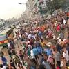 【世界一周#32】世界No. 1の人口密度バングラデシュの首都ダッカに潜入!!