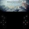iPadでモンハンのリモートプレイをコントローラでできる?