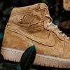 "Air Jordan 1 Retro High OG ""Wheat"" ナイキ エアジョーダン1 レトロ ハイ OG ゴールデン ハーベスト/エレメント ゴールド (555088-710)"