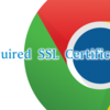 Google Chrome62がセキュリティ強化で常時SSLを実装していない場合警告が!?どのような表示になるかチェックしてみた