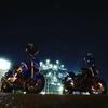 暑すぎる夏は夜に繰り出せ!川崎工業地帯の夜景がバイク映え