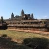#アンコールワット個人ツアー(636) #アンコールワットの東門と第三回廊(バカン)