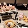 ザ ストリングス表参道でピンククリスマスアフタヌーンティー〜ルビーチョコレート&ベリー〜をゼルコヴァでランチタイムに。一休予約【東京レストラン】