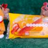 【グーードッグ とろけるコク旨チーズ】ローソン 2月4日(火)新発売、ローソン コンビニ ホットドッグ 食べてみた!【感想】