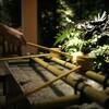 夜の風鈴 福徳神社(芽吹稲荷)