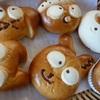 あんぱん・たまには、おもしろパン造り ワァ・・ウマ可愛いなぁ 😊