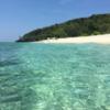 セブ・オスロブでジンベイザメ&アイランドホッピング その⑤ ~スミロン島のビーチで泳ぐ~