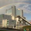 レーンズボロ泥炭火力発電所の閉鎖
