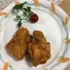 バジルの葉で爽やか風味のチキンカツ