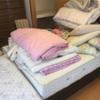 目覚めるのがうれしくなる寝室♪( ´▽`)