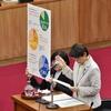 17日、神山県議が総括審査会質問。コロナ対策、災害対策、復興の在り方等で県の施策を質す。