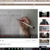 【動画】卓球 詳細タギング分析シート(B4900)の記入例