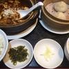 【中華】「チャイニーズレストラン 野沢屋」で麻婆豆腐セットを食べてみたんだ♪(●´ω`●)~花椒のしびれ系麻婆が絶品です☆彡~