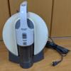 【EC-HX150】シャープ サイクロンふとん掃除機が予想以上にgood!ハウスダストアレルギー対策