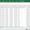 AWS GUI:EC2インスタンスタイプの一覧をCSVでエクスポートする。
