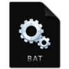 【バッチ】「'XXXX'は、内部コマンドまたは外部コマンド、操作可能なプログラムまたはバッチ ファイルとして認識されていません。」