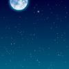 ~背景~ 月夜