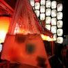 祇園祭のオヤツ 和菓子 スイーツ その2 金魚サイダー 山鉾パフェ どら焼きなど
