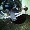 #バイク屋の日常 #ホンダ #スーパーカブ #エンジンオイル交換 #0.6L
