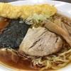 蕎麦屋で食べる天中華を調査した @錦糸町 大江戸そば