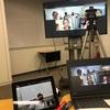 ZOOM授業:学部は「ビジネスコミュニケーション」の5回目。大学院は「インサイトコミュニケーション」の2回目。