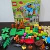 レゴ デュプロ 世界のどうぶつ ジャングルセット 10804 が届きました