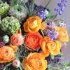 お祝いの贈り花