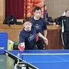 国府クラブの鈴鹿市卓球選手権 団体リーグ