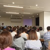 原宿の人気店の講習会に参加してきました。