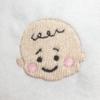 手描きのイラストを刺しゅうしてみる~パート3 また試縫い編~