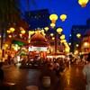 中華街の赤パンツ