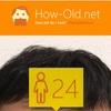 今日の顔年齢測定 427日目