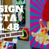 【御礼】デザインフェスタvol.48にお越しいただき、ありがとうございました!