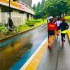 雨の駒沢公園