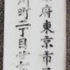 【東京府東京市品川區】南品川町