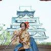 『三升猿曲舞(しかくばしらさるのくせまい)』大阪平成中村座@大阪城西の丸庭園内特設劇場 10月30日昼の部