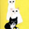 「犬と猫とくらすとき」展 「スイーツパーティー」展、終了しました。
