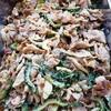 豚肉とゴーヤ、ピリ辛味噌炒め