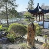 【池田の子連れオススメスポット】梅の花が咲く水月公園でお散歩