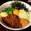【今週のラーメン1454】 ほうきぼし+ (東京・神田) 台湾まぜ麺Z +生ビール中