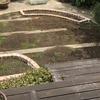 汚庭改造 5.二つ目の花壇が完成