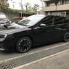 新型レヴォーグ STI Sport の代車はレヴォーグ GT