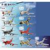 1/144 ウイングキットコレクション『VS11 F-86セイバー VS MiG-17フレスコ』食玩プラモデル 10個入りBOX【エフトイズ】より2018年12月発売♪