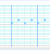 Windows SDK使ってMIDIシーケンサ編 その7 雑にMIDIノートを置いてみる