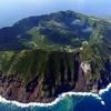 絶海の孤島青ヶ島。(ここ東京)