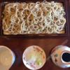 【京成関屋】蕎麦 あららぎ �A