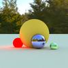 【Processing】3Dレンダリングエンジンに背景を実装する