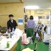 模造紙オフ、geisai14、つかさとこなた制作、搬入