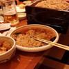 わらおう長野公演で蕎麦の巻